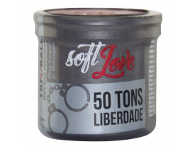 Óleo de Massagem Tri Ball 50 Tons Liberdade Soft Love | new Old Man