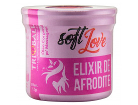 Óleo de Massagem Tri Ball Elixir De Afrodite Plus Soft Love - 12gr