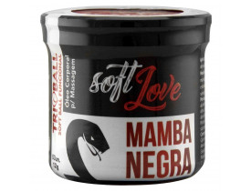 Óleo de Massagem Tri Ball Mamba Negra Soft Love - 12gr