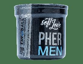 Óleo de massagem íntimo Tri Ball Pher Men Soft Love - 12gr | New Old Man