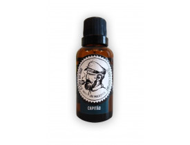 Óleo Para Barba Capitão O Lobo do Mar - 30ml | New Old Man