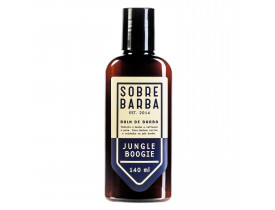 Balm de Barba Sobrebarba Jungle Boogie - 140ml  New Old Man