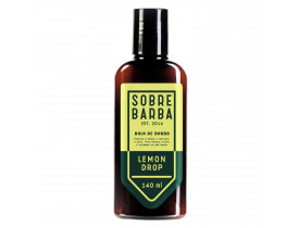 Balm Para Barba Lemon Drop Sobrebarba - 140ml | New Old Man