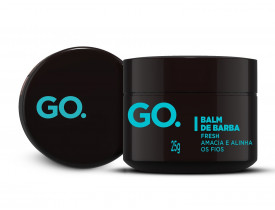 Kit 2 Balm Para Barba Go Fresh - 25gr | New Old Man