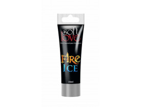 Bisnaga Fire Ice Soft Love - 15 ml