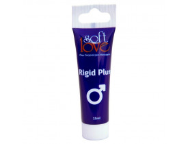 Bisnaga Rigid Plus Soft Love - 15 ml