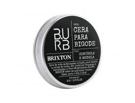 Cera Para Bigode Brixton Barba Urbana - B.URB - 30gr