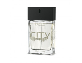 Perfume Racco Deo Colônia City - 50 ml | New Old Man