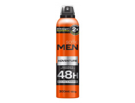 Desodorante Aerossol Men Adventure Soffie - 300ml
