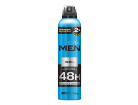 Desodorante Aerossol Men Cool Soffie - 300ml