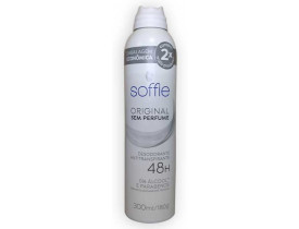 Desodorante Aerosol Sem Perfume Soffie - 300ml | New Old Man