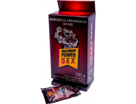 Energético Afrodiziaco Excitante em Gel Crazy Dog Soft Love - 30gr