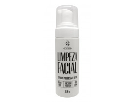 Espuma Facial Purificante Detox Cia. da Barba - 150ml