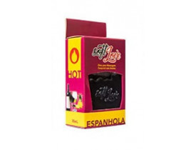 Gel de Massagem Comestível Hot Espanhola da Soft Love | New Old Man