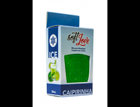 Gel de Massagem Comestível Ice Caipirinha Soft Love | New Old Man