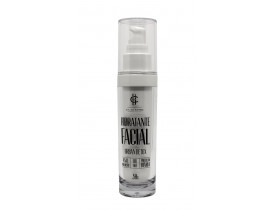 Hidratante Facial Urban Detox Cia. da Barba - 30gr | New Old Man