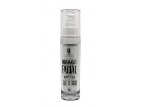 Hidratante Facial Urban Detox Cia. da Barba - 30gr