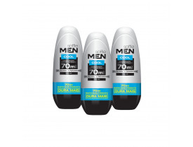 Kit 3 Desodorante Rollon Men Cool Soffie - 70ml | New Old Man