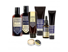 Kit Barba Completo Jungle Boogie Sobrebarba