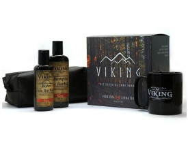 Kit Collection Terra com necessaire e caneca Viking