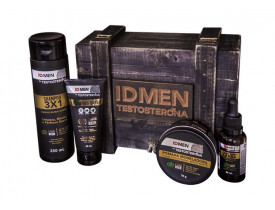 Kit Essencial Idmen By Testosterona | New Old Man