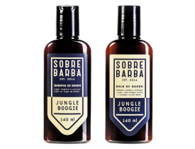 Kit Nutrição Jungle Boogie  Sobrebarba | New Old Man