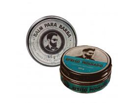 Kit Pomada Para Cabelo Efeito Molhado e Balm Para Barba - Barba de Respeito