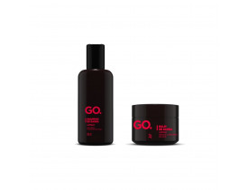 Kit Shampoo e Balm Para Barba GO Lúpulo | New Old Man