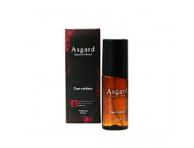 Perfume Masculino Deo Colônia Asgard Viking - 75ml | New Old Man