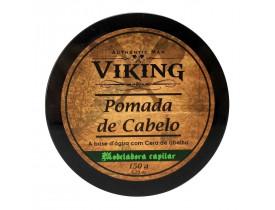 Pomada Modeladora Para Cabelo Viking - 150gr | New Old Man