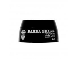 Pomada Para Cabelo Efeito Matte - Barba Brasil - 50gr