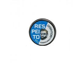 Pomada Para Cabelo Efeito Molhado Barba de Respeito - 65gr