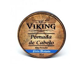 Pomada Para Cabelo Efeito Molhado Viking - 50gr | New Old Man