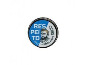 Pomada Para Cabelo Efeito Seco Barba de Respeito - 65gr