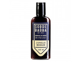 Shampoo Para Barba Sobrebarba Jungle Boogie - 140ml