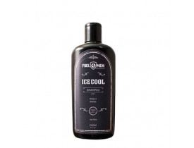 Shampoo para Cabelo e Barba 2 em 1 Ice Cool Fuel4Men - 240ml | New Old Man