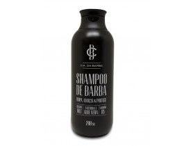 Shampoo para Barba Cia. de Barba - 200ml | New Old Man