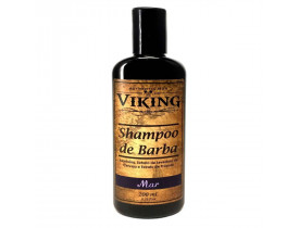 Shampoo Para Barba Mar Viking - 200ml