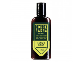 Shampoo Para Barba Lemon Drop Sobrebarba  - 140ml