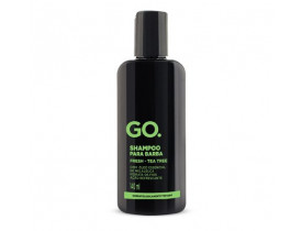 Shampoo para barba GO. Tea Tree - 140ml | New Old Man