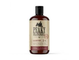 Shampoo Para Cabelo 2 em 1 Peaky Blinders Don Alcides - 230ml | New Old Man