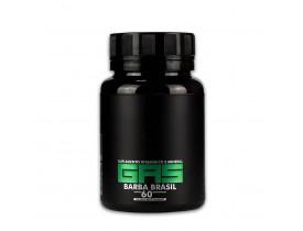 Suplemento Vitamínico GAS Para Crescimento de Cabelo e Barba- Barba Brasil - 60caps.