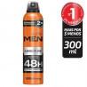 Desodorante Aerosol Men Adventure Soffie 2 - 300ml | New Old Man