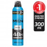 Desodorante Aerosol Men Cool Soffie 2 - 300ml | New Old Man