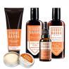 Kit Shampoo, Balm, Óleo, Condicionador Para Barba e Cera de Bigode Light My Fire Sobrebarba | New Old Man